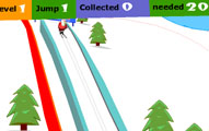 Santa Ski  ..