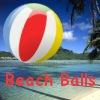 Beach ball ..